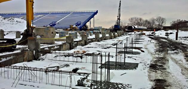 Mandat de vérification des pilastres en prévision de l'installation de gradins – Agrandissement du Stade Saputo